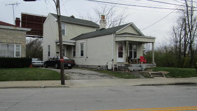Louisville Multi Family Home For Sale: 1700 Payne