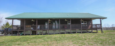 Caneyville Single Family Home For Sale: 2664 Watershed Rd