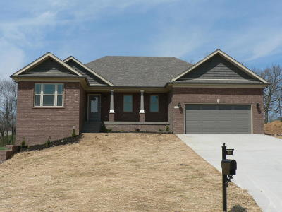 Spencer County Single Family Home For Sale: Lot 169 The Landings