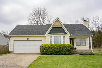 Oldham County Single Family Home Active Under Contract: 1704 Cypress Ct