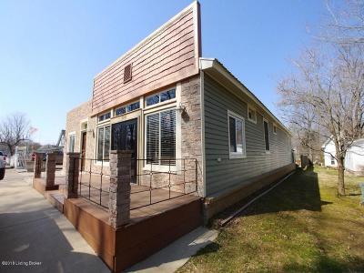 Hardin County Single Family Home For Sale: 138 E Main St