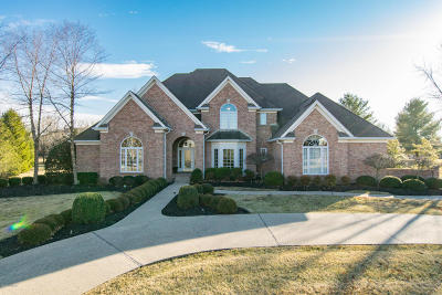 Oldham County Single Family Home For Sale: 8403 Spruce Hill Rd