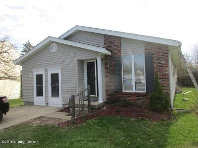 Oldham County Rental For Rent: 1611 Rhode Ct