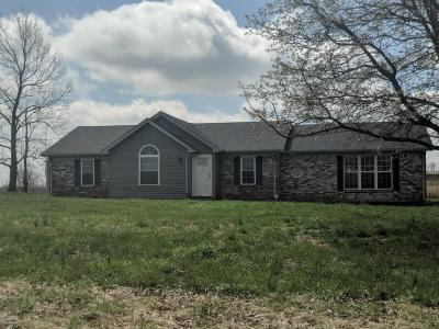 Nelson County Single Family Home For Sale: 3255 Lawrenceburg Rd