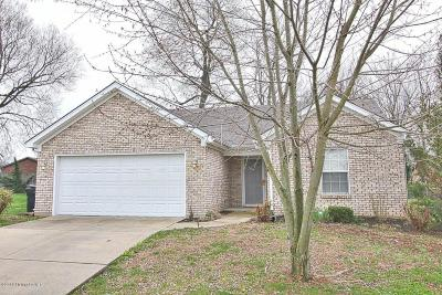 Jeffersonville Single Family Home Pending: 2310 Brookview Dr