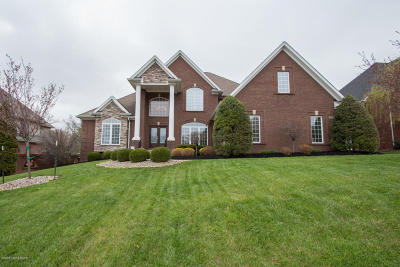 Louisville Single Family Home For Sale: 18503 Longview Park Ln