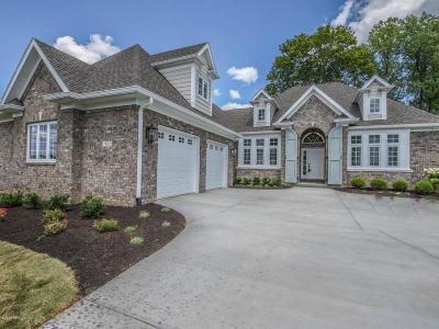 Single Family Home For Sale: 7602 Keller Way