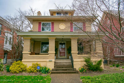 Louisville Single Family Home For Sale: 2229 Bonnycastle Ave