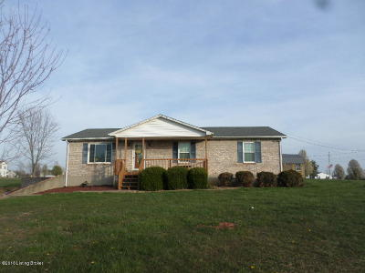 Meade County Single Family Home For Sale: 980 Hobbs Reesor Rd