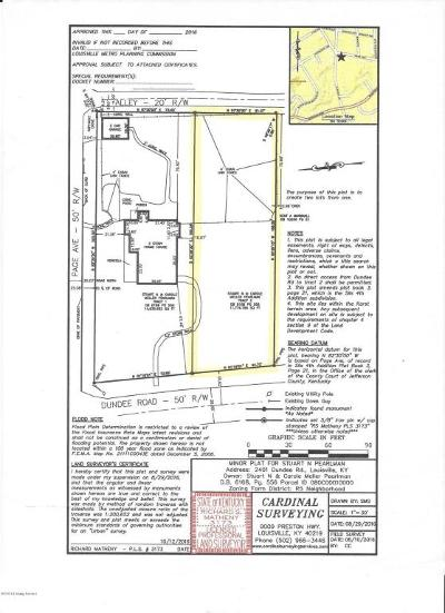 Louisville Residential Lots & Land For Sale: 2403 Dundee Rd