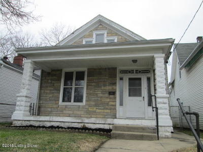 Jefferson County Single Family Home For Sale: 2507 W Main St