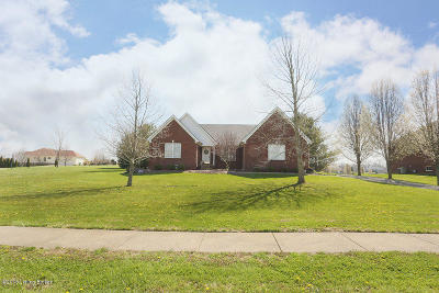 Shelbyville Single Family Home For Sale: 8600 Charleston Way