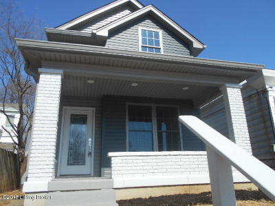 Germantown Single Family Home For Sale: 993 Vine St