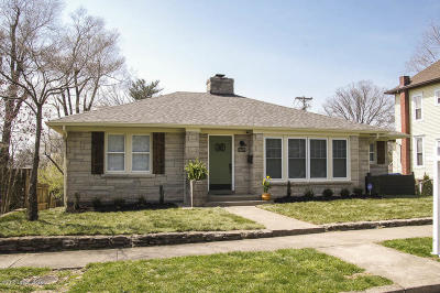 Shelbyville Single Family Home Active Under Contract: 620 Brown Ave