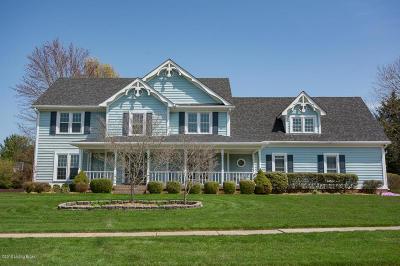 Louisville Single Family Home For Sale: 9302 Springbrooke Cir