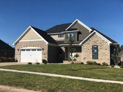 Louisville Single Family Home For Sale: 5328 Rock Ridge Dr