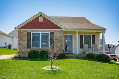 Shelbyville Single Family Home For Sale: 4025 Firestone Way