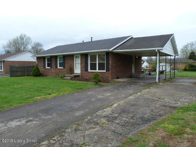 Nelson County Single Family Home For Sale: 116 Barberry Ave