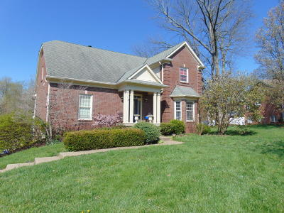 Louisville Single Family Home For Sale: 614 Lake Sterling Rd