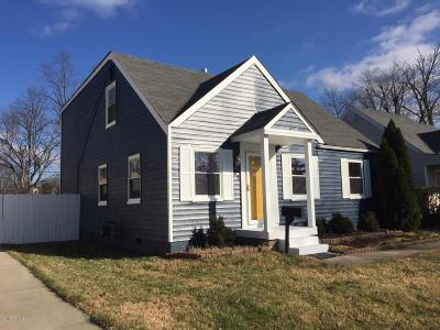 St Matthews Single Family Home For Sale: 529 Marquette Dr
