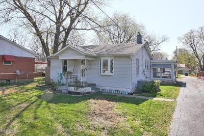 Jeffersonville Single Family Home Pending: 305 E Charlestown Ave