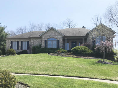 Oldham County Single Family Home For Sale: 1712 Mahogany Run Dr