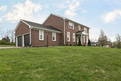 Oldham County Single Family Home For Sale: 5000 Fox Run Rd