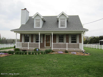 Louisville Single Family Home For Sale: 9415 Independence School Rd