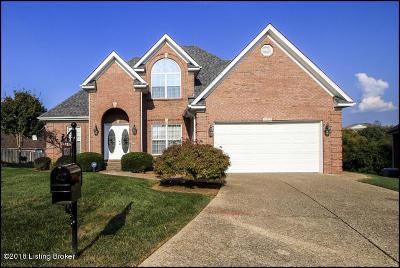 Louisville Single Family Home For Sale: 10217 Springhurst Gardens Cir