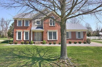 New Albany Single Family Home For Sale: 1604 Reidinger Ridge