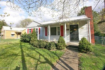 Jeffersonville Single Family Home Pending: 1524 E 8th St
