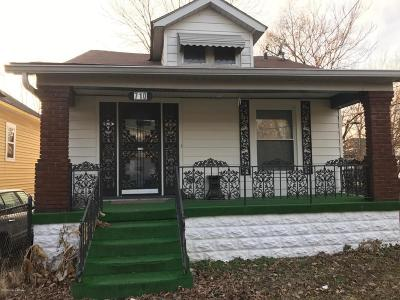 Louisville Single Family Home For Sale: 710 S 42nd St