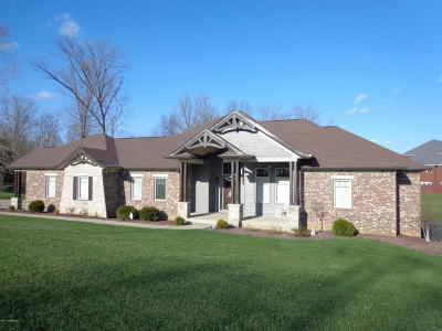 Oldham County Single Family Home For Sale: 4000 Ballard Woods Dr