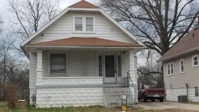 Louisville KY Single Family Home For Sale: $59,900