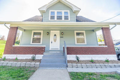 Louisville KY Single Family Home For Sale: $164,000