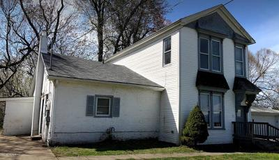 Louisville KY Single Family Home For Sale: $119,999