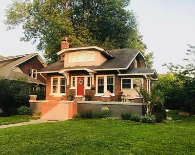 Louisville Single Family Home For Sale: 1834 Roanoke Ave
