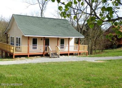 Carroll County Single Family Home For Sale: 1345 Zen Forest Rd
