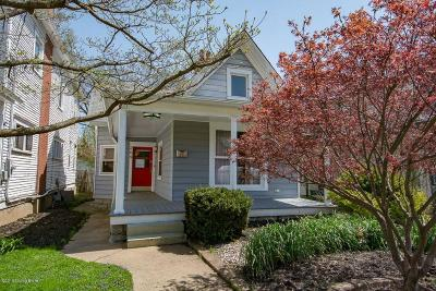 Louisville Single Family Home For Sale: 209 S Hite Ave