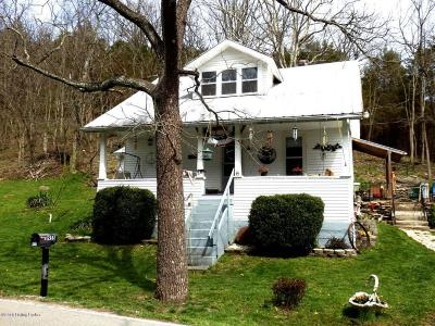 Carroll County Single Family Home For Sale: 1955 Gilgal Rd