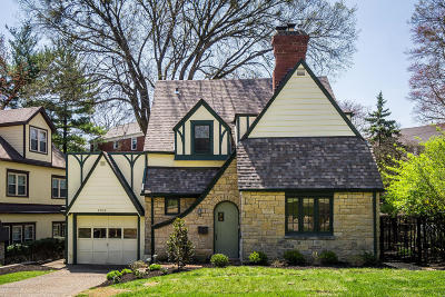 Louisville Single Family Home For Sale: 2308 Carlton Terrace