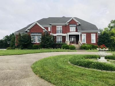 Louisville Single Family Home For Sale: 408 Watch Hill Ln