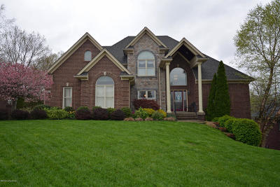 Louisville KY Single Family Home For Sale: $469,900
