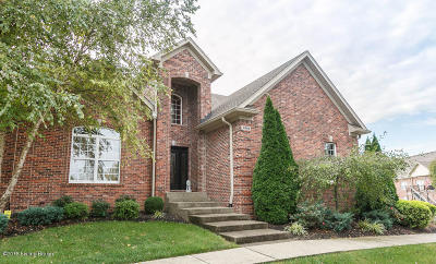 Louisville Single Family Home For Sale: 3010 Crystal Waters Way