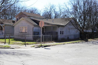 Louisville KY Single Family Home For Sale: $37,500