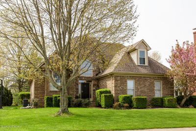 Oldham County Single Family Home For Sale: 10620 Worthington Ln