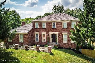 Prospect Single Family Home For Sale: 13010 Pine Hill Ct