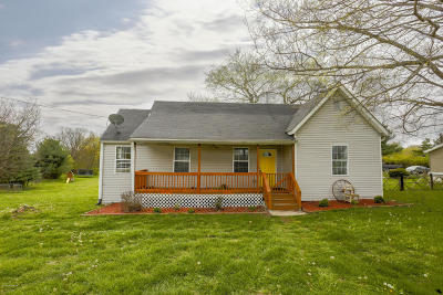 Shelby County Single Family Home Active Under Contract: 12012 Mt Eden Rd