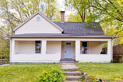Waddy Single Family Home Active Under Contract: 122 Kings Hwy