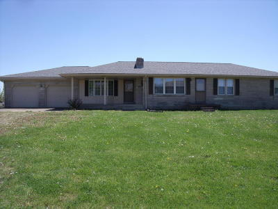 Hardinsburg Single Family Home For Sale: 873 Highway 992